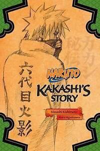 NEW Naruto: Kakashi's Story by Akira Higashiyama