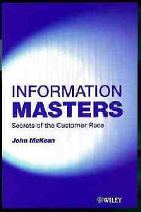 Information Masters, John McKean