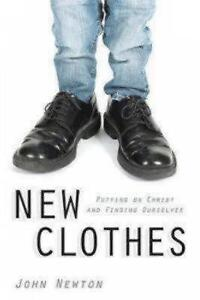 USED-VG-New-Clothes-Putting-on-Christ-and-Finding-Ourselves-by-John-Newton