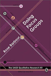 Doing Focus Groups Qualitative Research Kit Very Good Condition Book Rosalin - <span itemprop=availableAtOrFrom>Rossendale, United Kingdom</span> - Your satisfaction is very important to us. Please contact us via the methods available within eBay regarding any problems before leaving negative feedback. Any defects, damages, or mat - Rossendale, United Kingdom