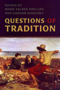 NEW Questions of Tradition (Green College Lecture)
