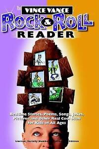 NEW The Vince Vance Rock & Roll Reader by Vince Vance