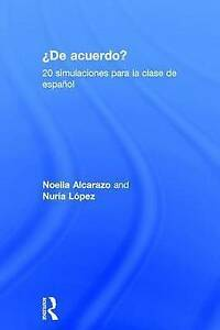 Spanish Simulations  BOOKH NEW