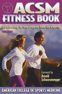 Acsm Fitness Book-ExLibrary