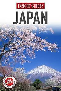 Insight Guide Japan (Insight Guides Japan)-ExLibrary