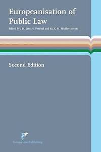 NEW Europeanisation of Public Law: Second Edition