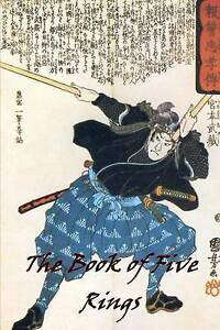 The Book of Five Rings by Miyamoto, Musashi -Paperback
