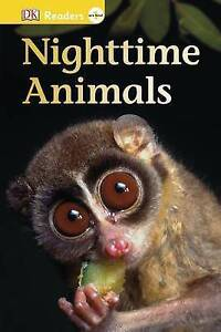 DK Readers L0: Nighttime Animals by DK Publishing -Hcover