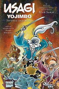 Usagi Yojimbo Volume 30: Thieves and Spies by Sakai, Stan -Hcover