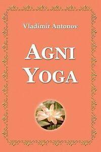 AGNI Yoga by Antonov, Vladimir -Paperback