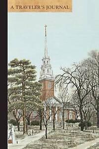 Harvard Square, Cambridge: A Traveler's Journal   Applewood Books -Paperback
