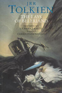 Lays-of-Beleriand-Christopher-Tolkien-New-Book