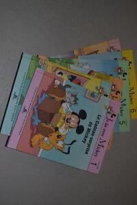 vintage collection complete je lis avec mickey