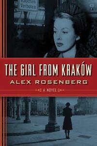 The-Girl-from-Krakow-by-Alex-Rosenberg-2015-Paperback