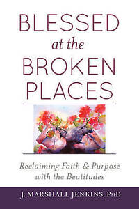 Blessed at Broken Places Reclaiming Faith Purpose t by Jenkins Phd 9781594736339