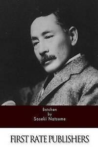 NEW Botchan by Soseki Natsume
