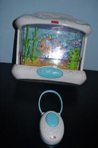 Aquarium Merveilles de l'océan avec télécommande - FisherPrice