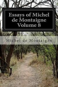 michel de montaigne the essays a selection summary