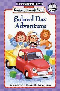 School Day Adventure By Hall, Patricia -Paperback