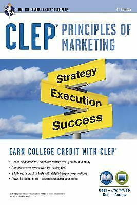 CLEP? Principles of Marketing for sale  Shipping to South Africa