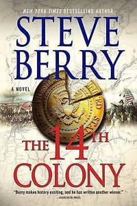 The 14th Colony by Berry, Steve -Paperback