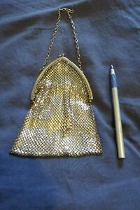 1920s Sterling Silver mesh purse. Campbell River Comox Valley Area image 3