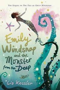 """""""VERY GOOD"""" Emily Windsnap and the Monster from the Deep, Kessler, Liz, Book"""