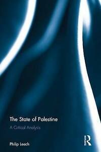 The State of Palestine, Philip Leech