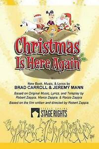 Christmas Is Here Again by Carroll, Brad -Paperback