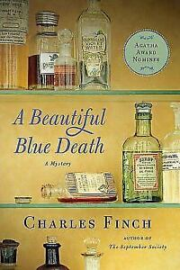 Charles Lenox Mysteries: A Beautiful Blue Death 1 by Charles
