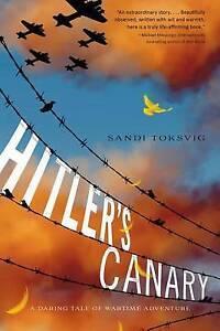 Hitler's Canary By Toksvig, Sandi -Paperback