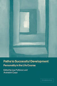 Paths to Successful Development: Personality in the Life Course-ExLibrary