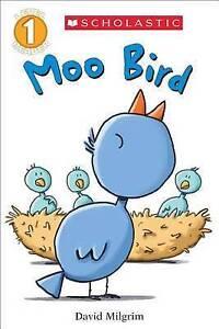 Moo Bird By Milgrim, David -Paperback