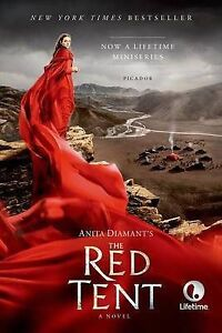 The-Red-Tent-by-Diamant-Anita-Paperback