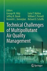 Technical Challenges of Multipollutant Air Quali, , New