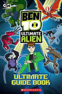 Ben 10 Ultimate Alien: The Complete Guide-ExLibrary
