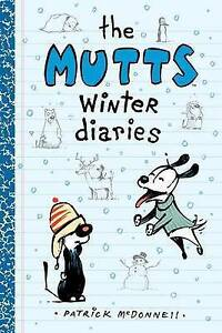 The Mutts Winter Diaries by McDonnell, Patrick -Paperback
