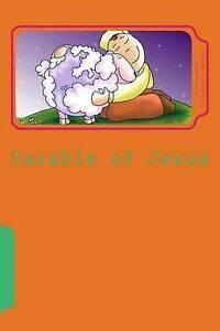 Parable of Jesus by Hempel, Elizabeth Escauriza -Paperback