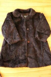 Manteau d'hiver habillé / Dressed winter coat