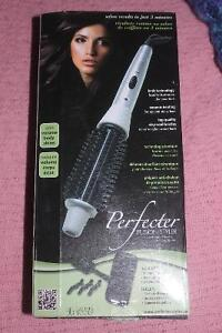 NEW PERFECTER FUSION IONIC HAIR STYLER (ceramic barrel)