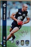 Chris Judd Signed