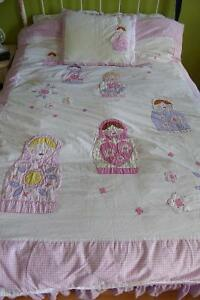 DOUBLE DUVET COVER WITH SHAM
