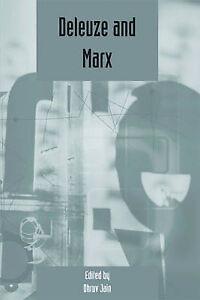 Jain-Deleuze And Marx  BOOK NEW
