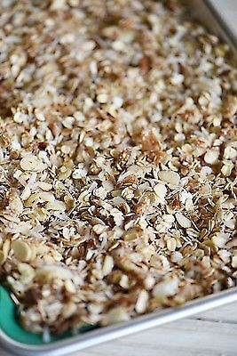 I truly hope you give this granola recipe a try. Once you've made your own granola, you'll never go back to store-bought