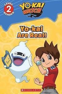 Yo-Kai Are Real! (Yo-Kai Watch: Reader #1) By Rusu, Meredith -Paperback