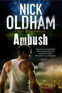 Ambush: A thriller set on Ibiza (A Steve Flynn Mystery)-ExLibrary