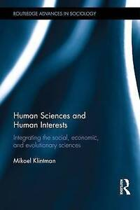 Human Sciences and Human Interests, Mikael Klintman
