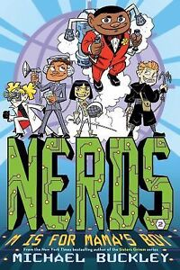 NERDS: Book Two: M Is for Mama's Boy-ExLibrary