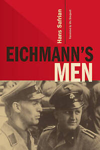 Eichmann's Men, Safrian, Hans, Good, Paperback