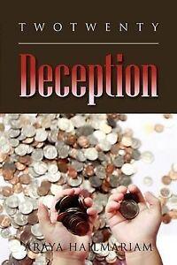 NEW Two Twenty Deception by Araya Hailmariam